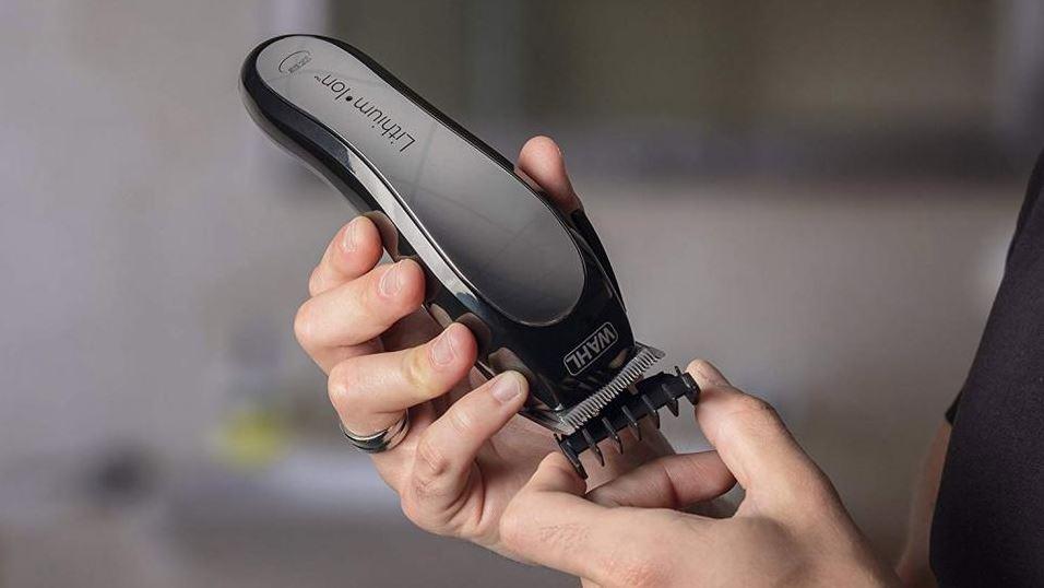 Test av hårtrimmer