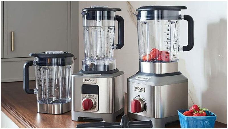 Blender, smoothie-mixer eller juicer - vad är skillnaden?